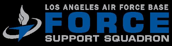 61FSS at Los Angeles Air Force Base
