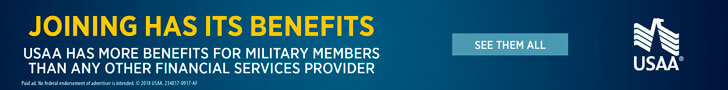 USAA has more benefits for military members
