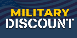 Military Discount Spread Sheet