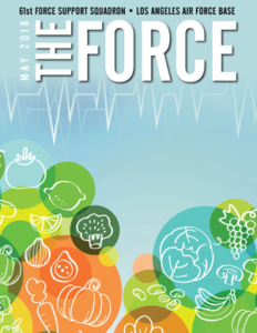 The Force Magazine May 2018
