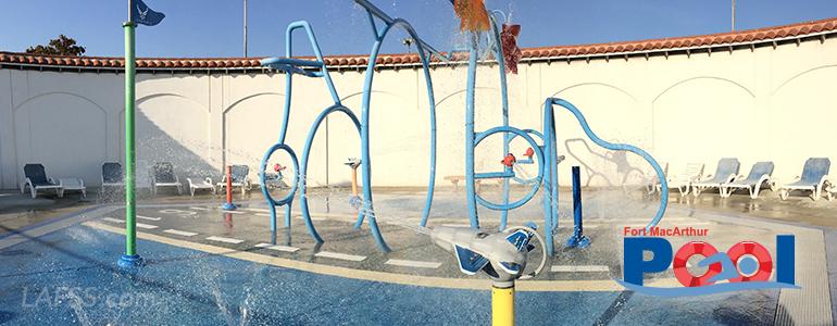 Fort MacArthur Pool