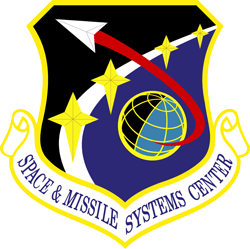 Logo Space & Missile System Center