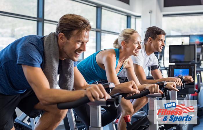 Fort MacArthur Fitness Center Spin Class