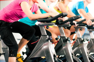 Stationary Bike Challenge @ Fitness & Sports Centers