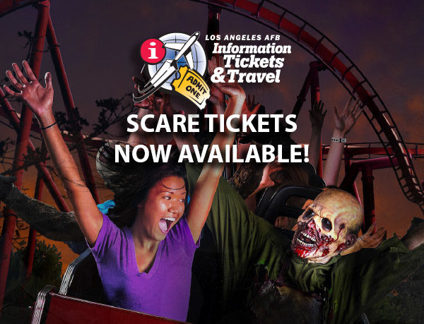 SCARE TICKETS NOW AVAILABLE!