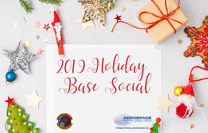 Holiday Social 2019