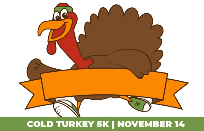 Cold Turkey 5k Run/Walk