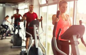 Elliptical Challenge @ Fitness & Sports Centers