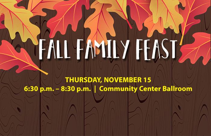 Fall Family Feast