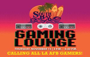 Gaming Lounge @ South Bay Lounge
