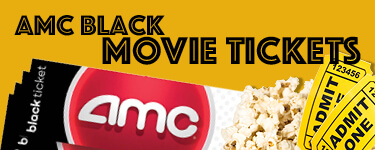 AMC Black Movie Tickets