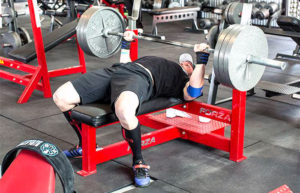Monthly Pound for Pound Bench Press Competition @ Fitness & Sports Centers