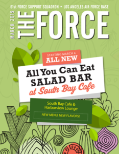 The Force Magazine March 2019