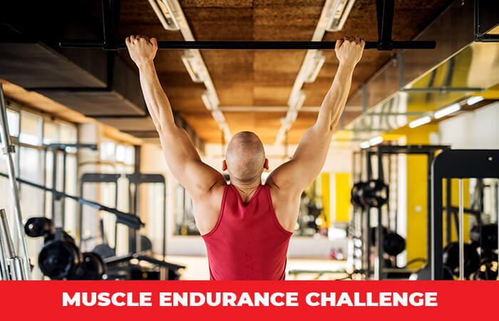 Muscle Endurance Challenge