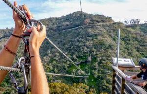 Zip Lining Catalina @ Outdoor Recreation