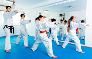 Youth Karate @ Youth Programs