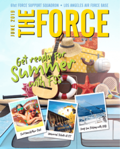 The Force Magazine June 2019