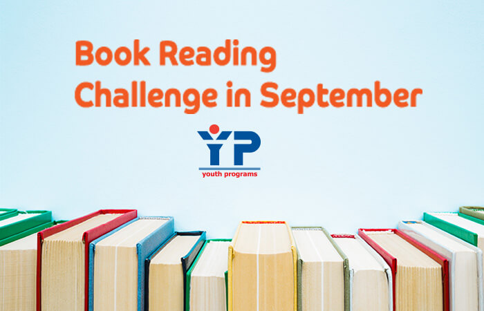 LA AFB Youth Programs May Book Reading Challenge