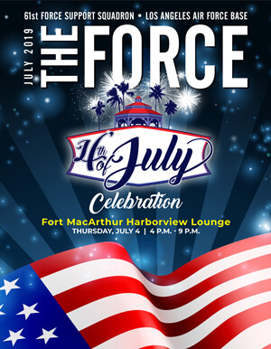 The Force Magazine July 2019