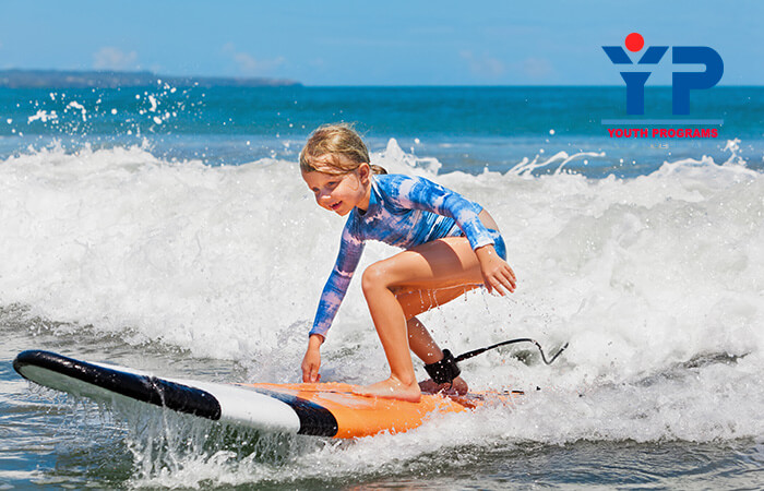 Youth Programs Surf Camp