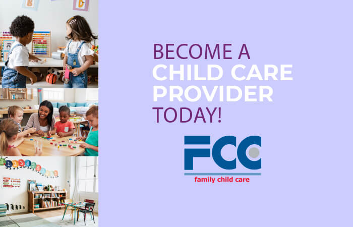 Become A Child Care Provider