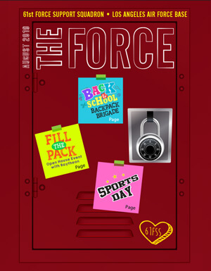 The Force Magazine August 2019