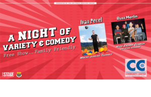 A Night of  Variety & comedy @ Community Center