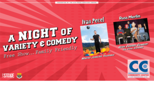 A Night of Variety & Comedy