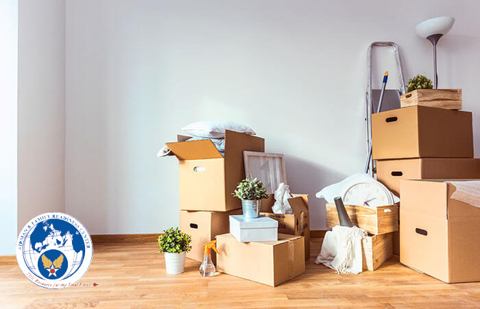 Managing Your Move