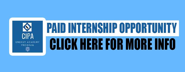 CIPA Paid Internship Opportunity 2019
