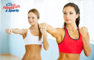 Women's Self Defense Class @ Fitness & Sports Centers