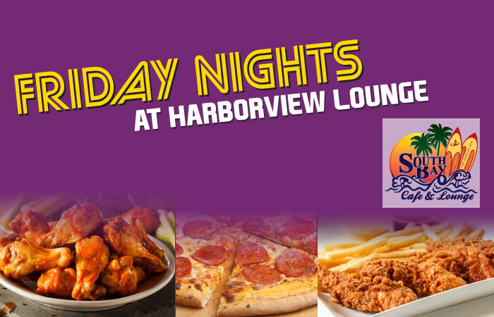 Friday Nights at Harborview Lounge