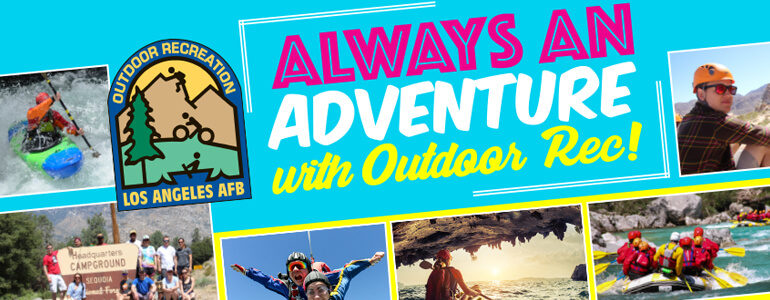 Outdoor Recreation - always an adventure