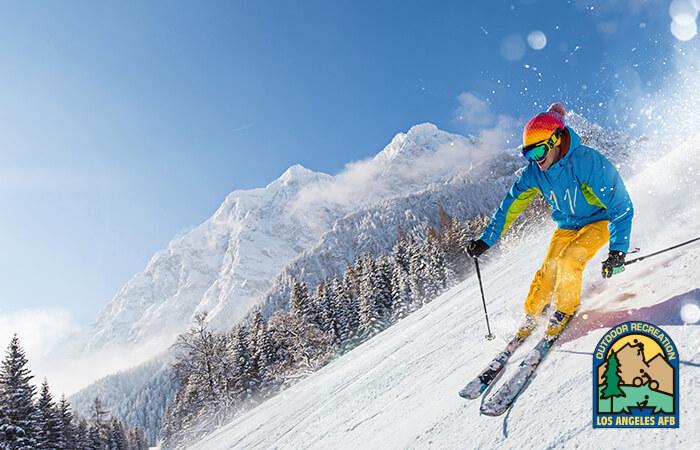LA AFB Outdoor Recreation Ski Shuttle