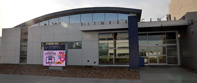 LA AFB Fitness Center