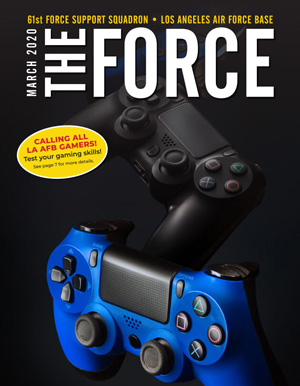 The Force Magazine March 2020