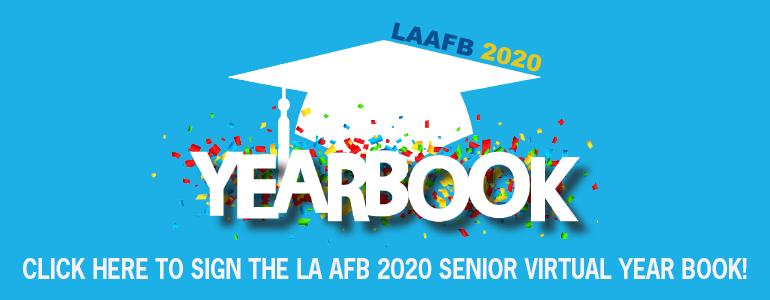 2020 LA AFB Virtual Year Book
