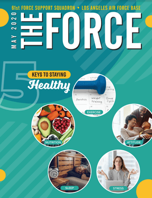 The Force Magazine May 2020