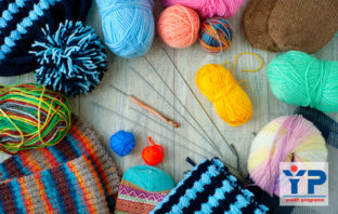 Youth Programs Knitting Camp