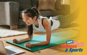 Virtual Aerobics Classes @ Fitness & Sports Centers