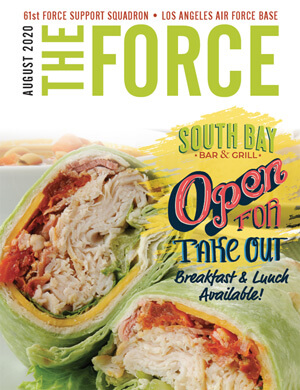 The Force Magazine August 2020