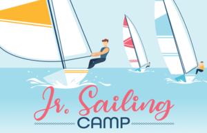 Jr. Sailing Camp @ Youth Programs