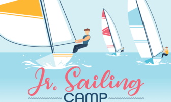 Jr. Sailing Camp with 61 FSS Youth Programs