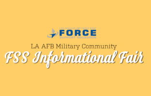 LA AFB Military Community Force Support Squadron Informational Fair