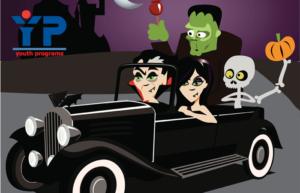 Drive Through Halloween @ Youth Programs