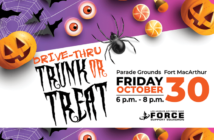 Halloween Drive-thru Trunk or Treat
