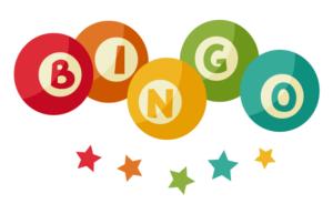 Friday Virtual Bingo Game @ Youth Programs