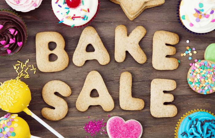 Outreach Bake Sale