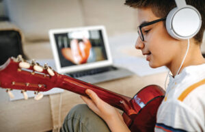 Guitar/Drums & Piano Lessons @ Youth Programs
