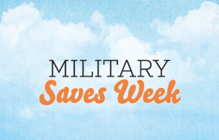 Militay Saves Week at 61FSS